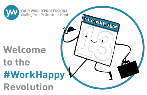 Welcome to the #WorkHappy Revolution!