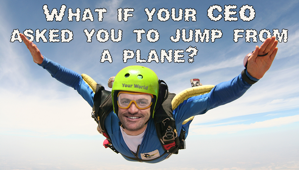 Your World Charity Skydive Your World Professional